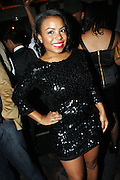 Kelli Mitchell at The Birthday Celebration for Kelli Coleman held at The Avenue on Decemeber 6, 2009 in New York City