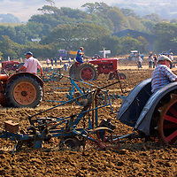 Ploughing Competition Godshill Photographs of the Isle of Wight by photographer Patrick Eden photography photograph canvas canvases