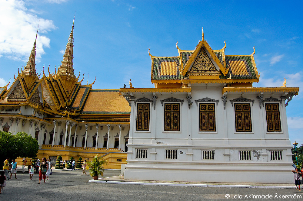 Landmarks and cultural icons in Cambodia