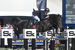 Raijmakers Piet Jr, NED, I'm Specialized Z<br /> Final 6 years  old Horses<br /> Zangersheide FEI World Breeding Jumping Championship 2018<br /> © Hippo Foto - Julien Counet