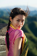 Yu Na, Images shot on location for The Heart of a Dragon Movie project, China
