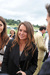 The HON.CATRINA PEARSON  at the 2011 Veuve Clicquot Gold Cup Final at Cowdray Park, Midhurst, West Sussex on 17th July 2011.