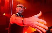 DJ Phil Hartnoll, Belfast, N. Ireland