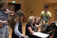 1. Probe an der Hochschule für Musik in Frankfurt a. M.