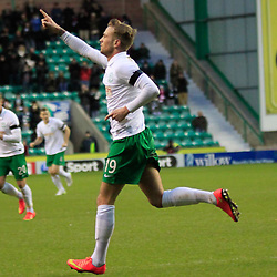 Hibs v Alloa | Scottish Championship | 13 December 2014