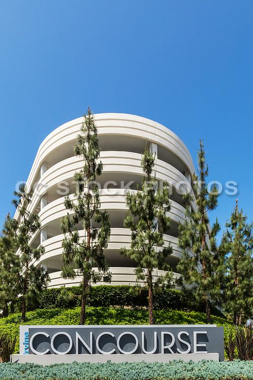 Irvine Concourse Parking Structure