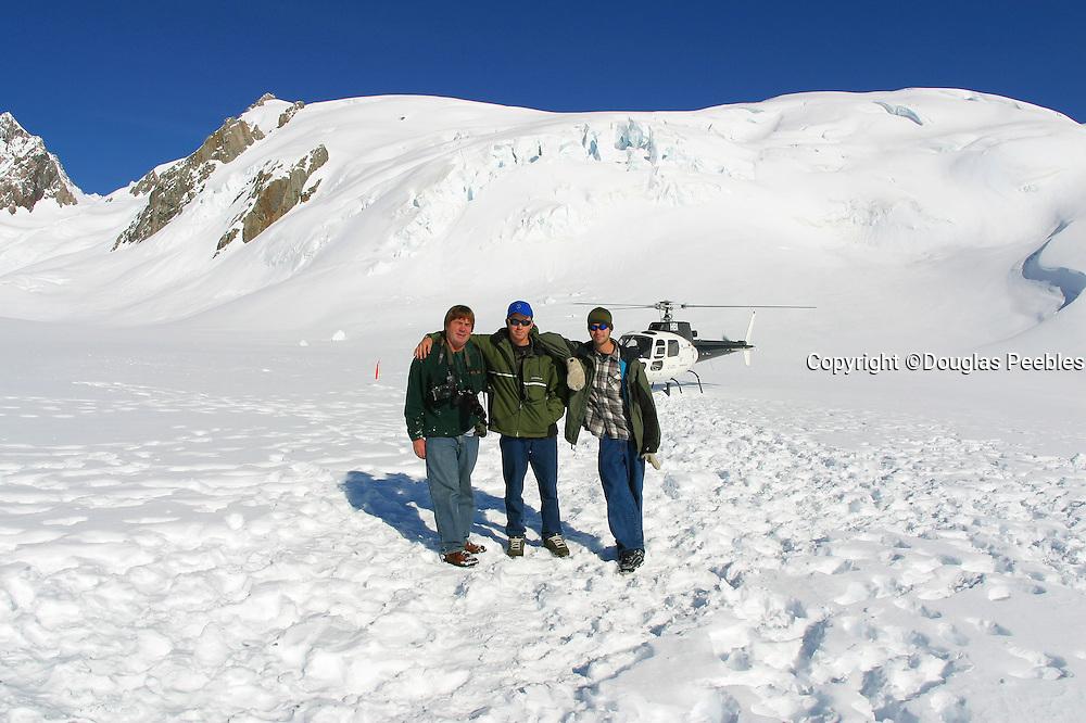 Fox Glacier, West Coast, South Island, New Zealand