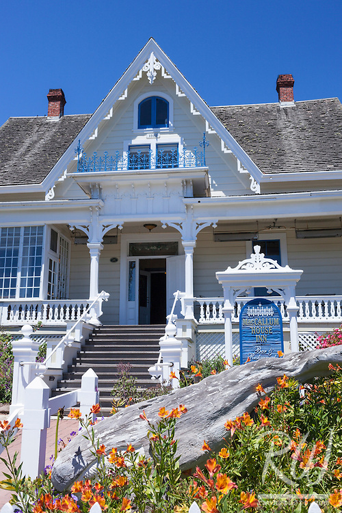 MacCallum House Inn Bed & Breakfast, Mendocino, California
