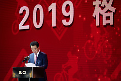 UCI Cycling Gala 2019 in Guilin, China on October 22, 2019. Photo by Sean Robinson/velofocus.com