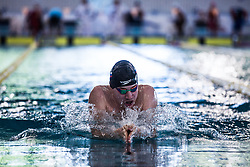 Jaka CELIH of Slovenia during 100m Breast at  Absolutno prvenstvo Slovenije in MM Kranj 2019 on June 14, 2019 in Kranj, Slovenia. Photo by Peter Podobnik / Sportida