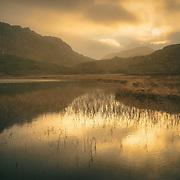 Loch Bad an Sgalaig, Wester Ross, Highlands.