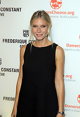 New York - Gwyneth Paltrow At Frederique Constant Launch - 02 Nov 2016