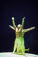 Mystere by Cirque du Soleil, Treasure Island Hotel and Casino, Las Vegas, Nevada USA