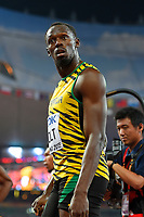 Usain Bolt (JAM) competes in 100 Metres Men during the IAAF World Championships, Beijing 2015, at the National Stadium, in Beijing, China, Day 1, on August 22, 2015 - Photo Julien Crosnier / KMSP / DPPI