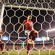 Hélder Postiga, Portugal, during the Portugal V Ireland International Friendly match in preparation for the 2014 FIFA World Cup in Brazil. MetLife Stadium, Rutherford, New Jersey, USA. 10th June 2014. Photo Tim Clayton