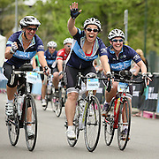 Bupa Around the Bay in a Day 2013 - Finish