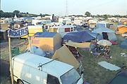 Camp Site, Glastonbury, 1994.