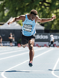adidas Grand Prix Diamond League Track & Field: high school boys Dream 100m, Tavien Feaster