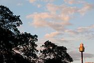 Sydney Tower, Sydney CBD..2011 Dextro Energy Triathlon ITU World Championship Sydney.Age Group Event.Sydney, New South Wales, Australia..Hosted By USM Events.Proudly Supported By Asics, Dextro, Suunto, Events New South Wales, Subaru, USM Events..10/04/2011.Photo Lucas Wroe