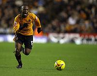 Photo: Rich Eaton.<br /> <br /> Wolverhampton Wanderers v Sunderland. Coca Cola Championship. 24/11/2006. Wolves goalscorer Jemal Johnson