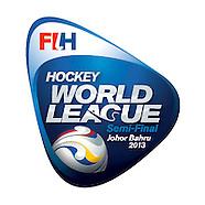 2013 Hockey World League SF men Johor Bahru
