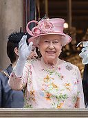 The Queen at the Town Hall Liverpool