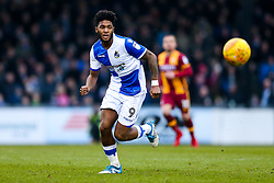 Ellis Harrison of Bristol Rovers in action - Rogan/JMP - 20/01/2018 - FOOTBALL - Memorial Stadium - Bristol, England - Bristol Rovers v Bradford City - EFL Sky Bet League One.