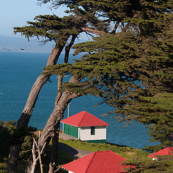 Around the Historic Point Reyes Lifeboat Station, Pt. Reyes, Marin County, California, US