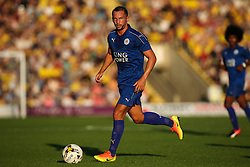 Daniel Drinkwater of Leicester City in action - Mandatory byline: Jason Brown/JMP - 19/07/2016 - FOOTBALL - Oxford, Kassam Stadium - Oxford United v Leicester City - Pre Season Friendly