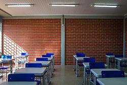 9™ CRE ñ ESCOLA ESTADUAL ENSINO FUNDAMENTAL HERMANY, em Ibirub· FOTO: Jefferson Bernardes/ AgÍncia Preview