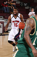Rogers State Men's Basketball vs USAO.SAC Tournament, Semifinals.March 8, 2008