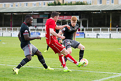 Jonny Smith of Bristol City U23 - Mandatory by-line: Paul Knight/JMP - 16/02/2017 - FOOTBALL - Twerton Park - Bath, England - Bristol City U23 v Southampton U23 - Premier League 2 Cup
