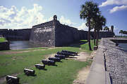 Castillo de San Marcos National Monument, St. Augustine, Florida<br />