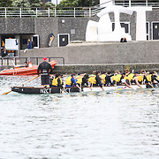 Dragonboat Practice:  27 February 2018