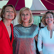 NLD/Amsterdam/201905225 - Amsterdamdiner 2019, Sigrid Kaag en vriendinnen
