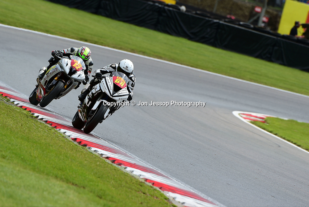 #68 Tom Neave Lincoln Chalk Racing/Neave Twins Kawasaki Pirelli National superstock 600 Championship