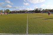 Fraser Eagle Stadium during the Sky Bet League 2 play-off second leg match between Accrington Stanley and AFC Wimbledon at the Fraser Eagle Stadium, Accrington, England on 18 May 2016. Photo by Pete Burns.
