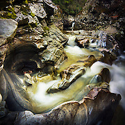 HONORABLE MENTION - International photography awards <br /> <br /> Falls of Bruar, Formations