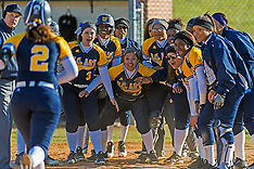 2016 A&T Softball vs Coppin State & UMES