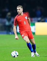 Englands Jordan Henderson - Mandatory by-line: Matt McNulty/JMP - 26/03/2016 - FOOTBALL - Olympiastadion - Berlin, Germany - Germany v England - International Friendly