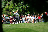 Tiger Woods, The Memorial, Muirfield Village GC, Dublin, OH May 2004