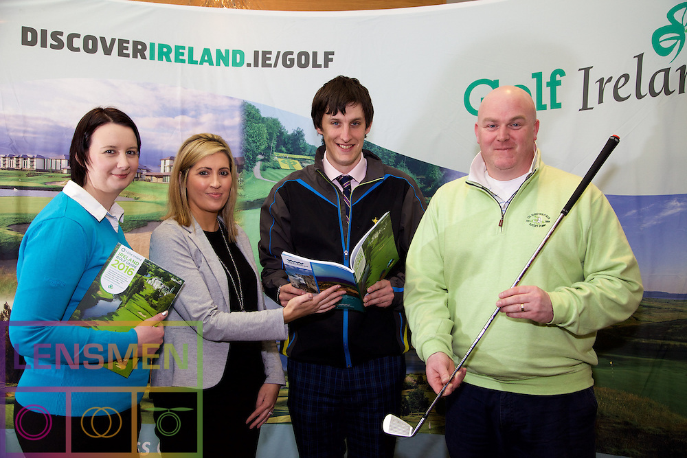 Dublin Golf Consumer Event,  Failte Ireland..<br /> Saturday 2nd April<br /> Time: 2 – 3.30pm<br /> Location: Crowne Plaza Dublin Airport Hotel.<br /> Catherine Whelan | Communications Department (Media) | Áras Fáilte | 88-95 Amiens Street | Dublin 1<br /> T: + 353 1 884 7181<br /> M: + 353 87 644 9572<br /> W: www.failteireland.ie.