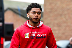 Jay Dasilva of Bristol City arrives at the City Ground for the Sky Bet Championship fixture against Nottingham Forest - Mandatory by-line: Robbie Stephenson/JMP - 19/01/2019 - FOOTBALL - The City Ground - Nottingham, England - Nottingham Forest v Bristol City - Sky Bet Championship