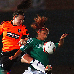 Glasgow City v Fortuna Hjorring | Women's Champions League Last 32 | 26 September 2012