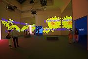 "12th Biennale of Architecture. Giardini. French Pavillion. ""Metropolis?"""