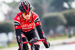 Jan Tratnik of BMC Amplatz during prologue (2km) of 13th Istrian Spring Trophy cycling race on March 10, 2016 in Umag, Croatia. Photo by Urban Urbanc / Sportida