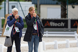 Heltzen Marianne, (NOR), Johnsen Nina, (NOR)<br /> Alltech FEI World Equestrian Games™ 2014 - Normandy, France.<br /> © Hippo Foto Team - Leanjo de Koster<br /> 25/06/14