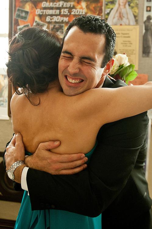 10/9/11 5:51:01 PM -- Zarines Negron and Abelardo Mendez III wedding Sunday, October 9, 2011. Photo©Mark Sobhani Photography
