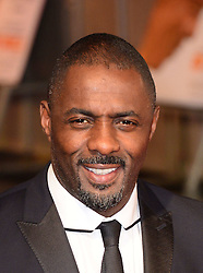 Idris Elba attends The Royal Film Performance of Mandela Loing Walk To Freedom Film Premiere at Odeon Leicester Square, London, United Kingdom. Thursday, 5th December 2013. Picture by Nils Jorgensen / i-Images