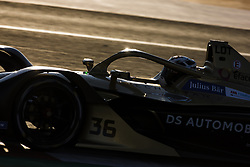 October 17, 2018 - Valencia, Spain - 36 LOTTERER Andre (ger), DS TECHEETAH Team during the Formula E official pre-season test at Circuit Ricardo Tormo in Valencia on October 16, 17, 18 and 19, 2018. (Credit Image: © Xavier Bonilla/NurPhoto via ZUMA Press)